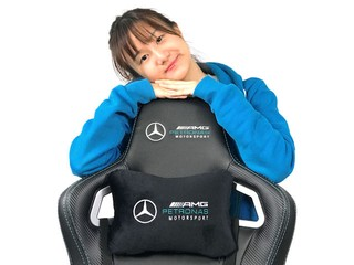 【Vince妹妹 😘】搶先試坐 BENZ 櫈 !! noblechairs EPIC Mercedes-AMG 電競椅