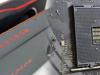 【AMD 入門預算型平台新配搭?!】 神秘的 RX 5300XT 新卡、B550A 新板現身