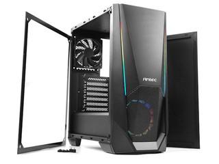 平玩 ARGB、鋼化玻璃 ANTEC NX310 Mid-Tower 電競機箱