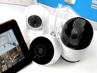 AES 128Bit 加密保護影像傳輸 D-Link 雲端網路攝影機