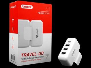 Macbook Pro 專用充電插件 UNITEK P1002A Apple USB C 充電器