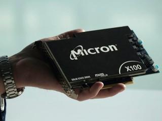 【9GB/s 讀寫速度,隨機高達 250 萬 IOPS】 Micron 發佈全球速度最快 SSD - X100