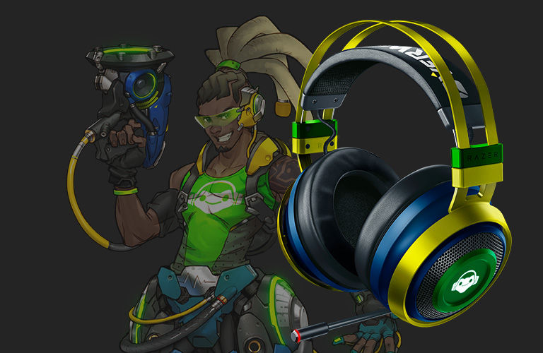 Overwatch Lucio Edition