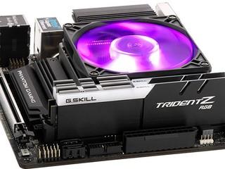 【高度少於 4cm!!】專為 ITX 迷你系統而生 CM 全新下壓式散熱器 MASTERAIR G200P