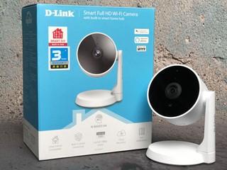 151° 廣角、30fps 流暢錄影 D-LINK DCS-8330LH 無線雲端攝影機