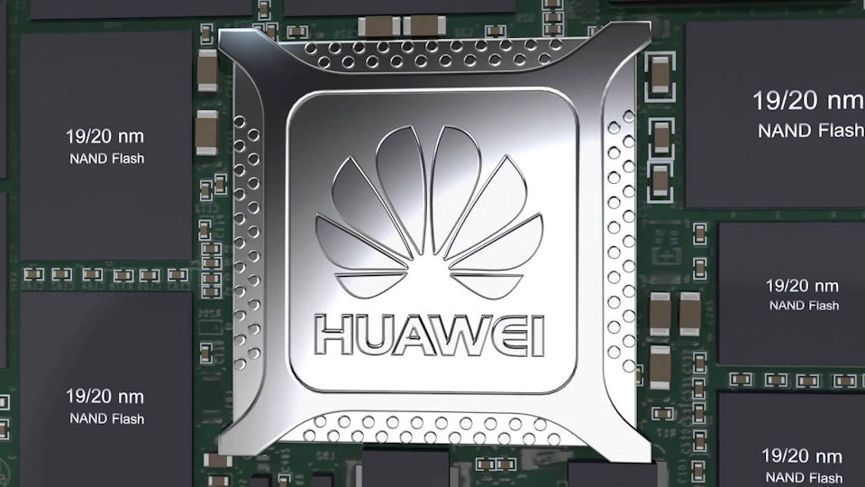 Huawei 32TB SSD