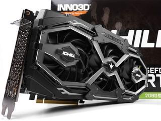 極致 ARGB 燈效、OLED 顯示 INNO3D GeForce RTX 2080 SUPER ICHILL X3 ULTRA