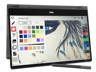 升級 10 代 i7、可變身 Tablet Dell Inspiron 13 7391 2-in-1 超輕薄筆電