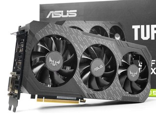 升級 GDDR6、Direct CU III 散熱器 ASUS TUF Gaming GeForce GTX 1660 SUPER