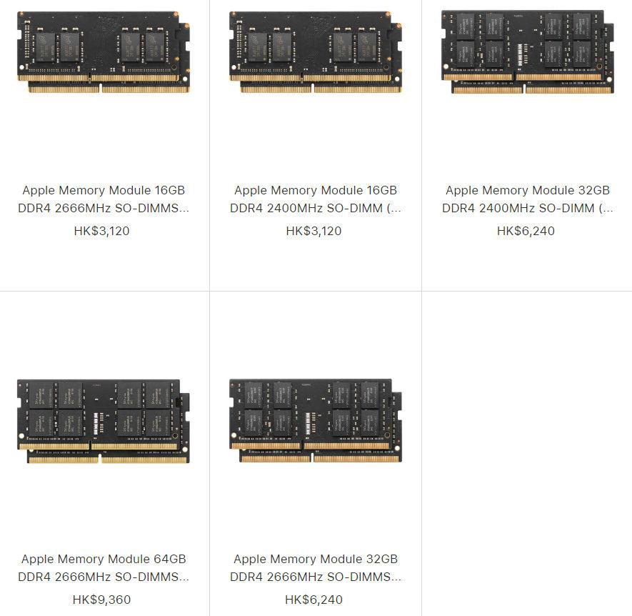Apple SO-DIMM