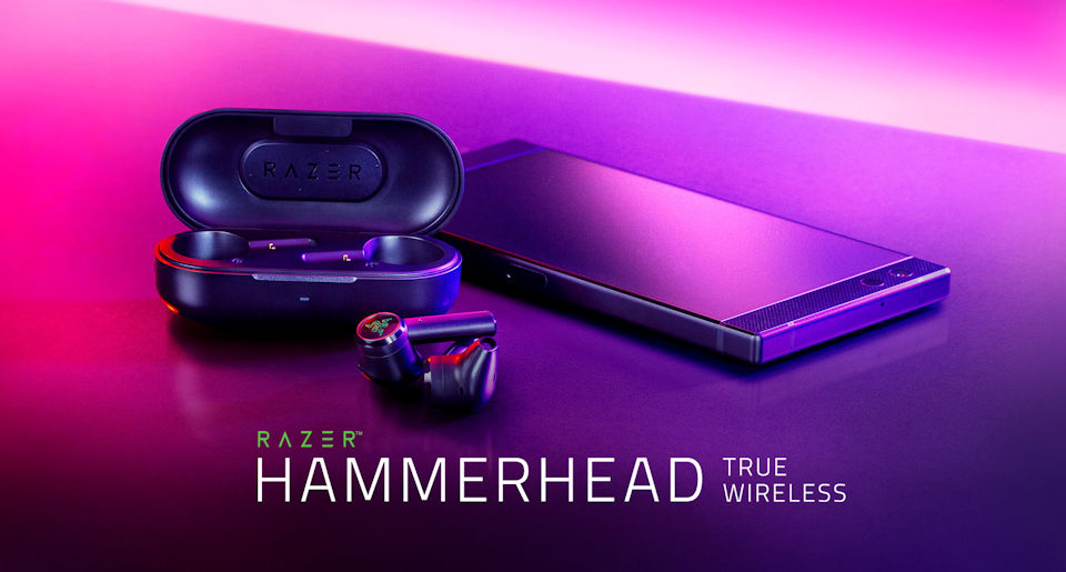 Hammerhead True Wireless