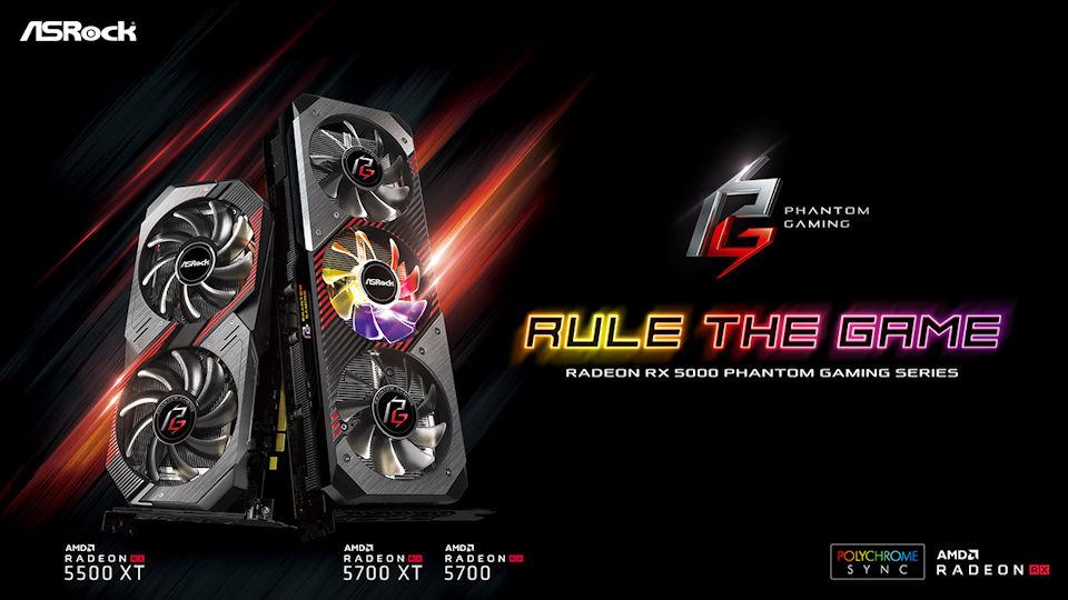 Radeon RX 5500 XT Phantom Gaming