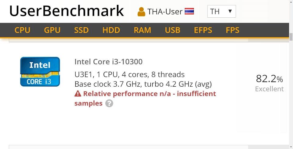 Core i3-10300