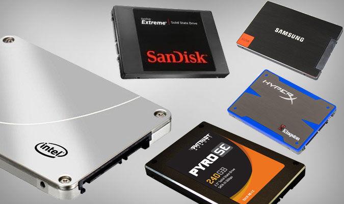 RAM SSD