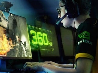 【比傳統 Mon 快 6 倍!!】每 2.8ms 顯示一次 NVIDIA 發佈 360Hz G-SYNC 電競顯示器