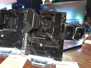 【CES 2020】MSI X570 系列再添一員 MAG X570 TOMAHAWK WIFI 主機板登場