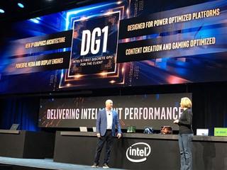 【CES 2020】基於 Xe 繪圖架構 Intel 「DG1」 獨立繪圖晶片初公開