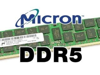 【CES 2020】最高 6400MHz、1.1V 電壓 Micron DDR5 正式出樣,有望 2021 年上市