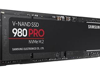 【CES 2020】MLC NAND、讀取最高 6.5GB/s!! Samsung 首款 PCI-E 4.0 M.2 SSD 980 PRO