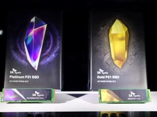 【CES 2020】連續讀寫最高 3500MB/s!! SK-Hynix 發佈 Platinum P31、Gold P31 SSD