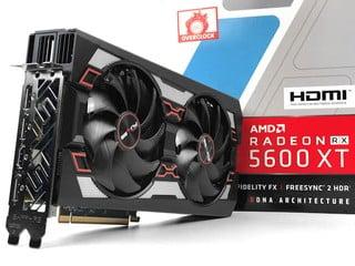 突改規格 !! 傑出的一手 AMD Radeon RX 5600 XT 繪圖卡登場
