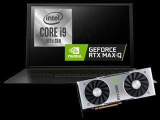【最強遊戲筆電?! 配埋 i9-10980HK 究竟有幾勁】 NVIDIA 旗艦 RTX 2080 Super Max-Q 版曝光