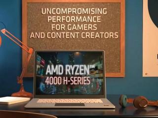 【45W 移動版跑贏 95W 桌面版 i7-9700K?!】 AMD 8 核心 Ryzen 7 4800H 跑分出爐