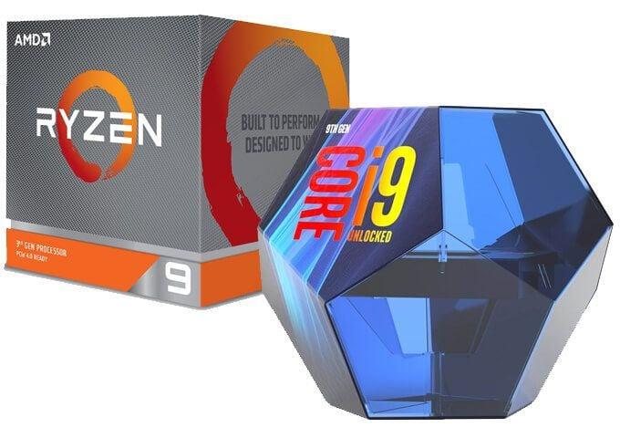 Intel AMD OC