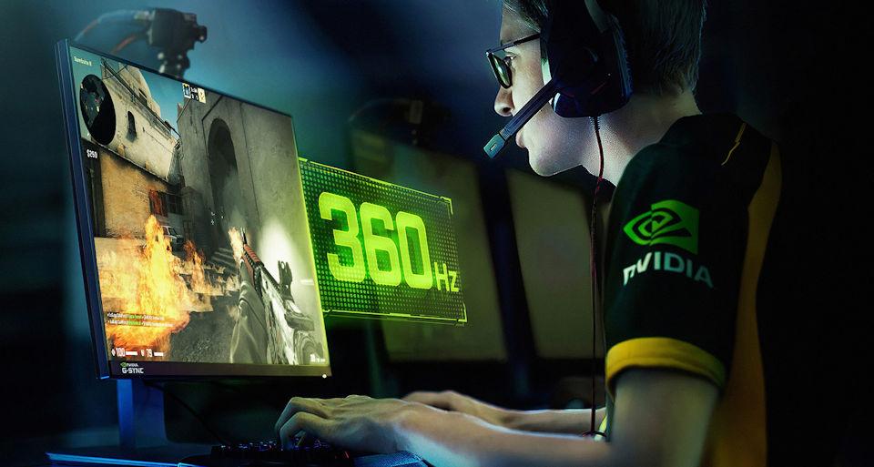360Hz G-SYNC
