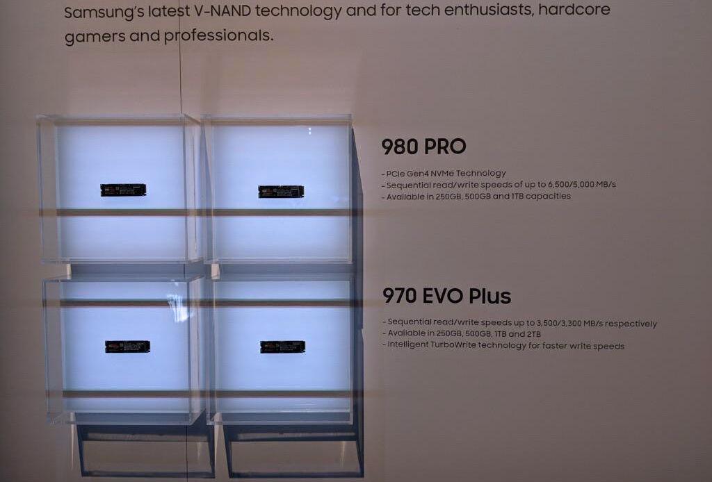 980 Pro PCIe 4.0 M.2 SSD