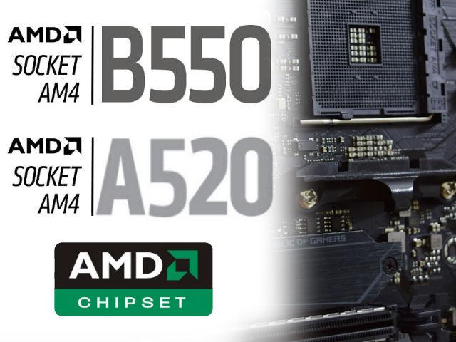B550 A520