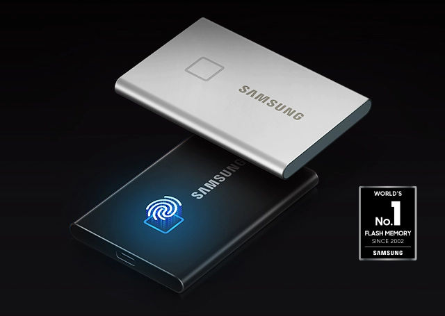 T7 Touch SSD