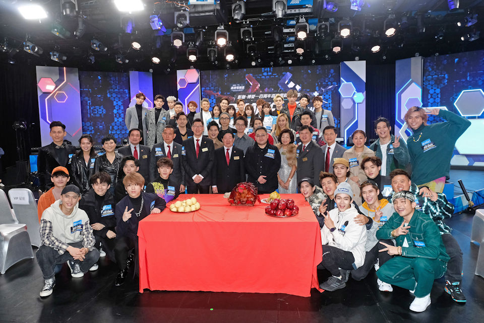 電競巨 Sing Show
