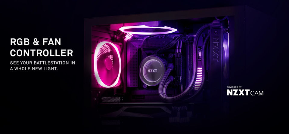 RGB & Fan Controller