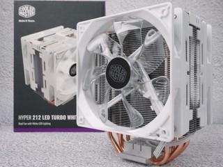 白白白白白白白.....色散熱器 Cooler Master Hyper 212 LED Turbo White Edition