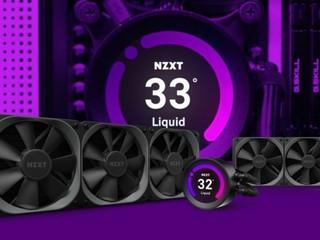 【顏值最高!!】鏡面、 LCD 屏幕冷頭可玩性更高 NZXT 全新 Kraken Z-3、X-3 系列一體式水冷