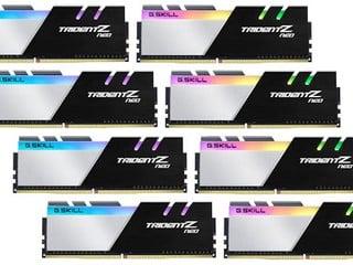 鄭子誠︰嗱.......呢 d 先係叫秒 Load G.SKILL Trident-Z Neo 3600 C16 256GB Kit