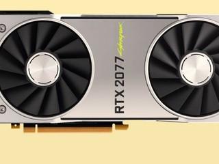 【介紹返,我叫 RTX 2077!!】 NVIDIA 將推出《Cyberpunk2077》限定版新卡?