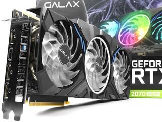 WTF !? 原來係銀河系新卡 GALAX GeForce RTX 2070 Super Work The Frames