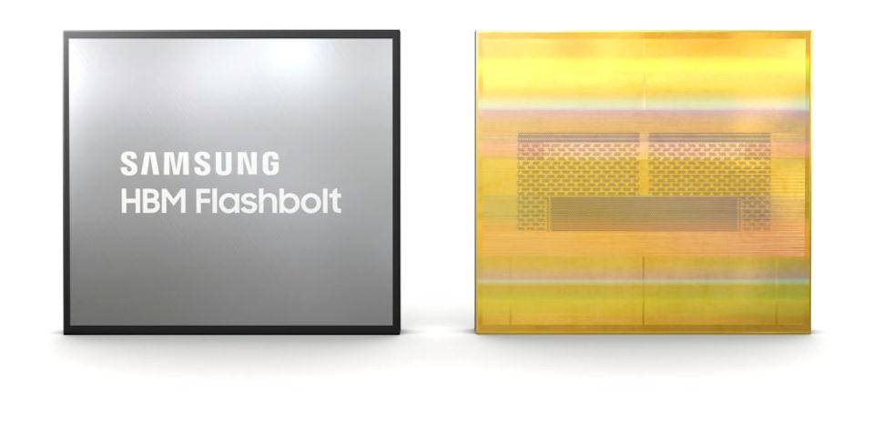 Flashbolt HBM2E