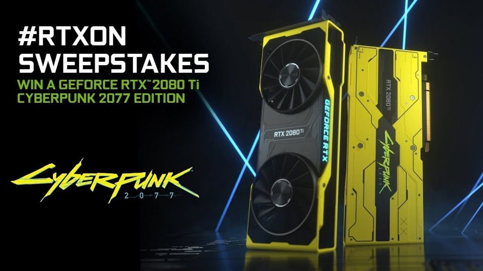 GeForce RTX 2080 Ti Cyberpunk 20