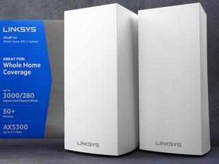 【腦場掃地僧 ㊙️】賣到斷晒 !! 再少量到貨 LINKSYS Velop MX5300 Wi-Fi 6 MESH 賣街 HK$2,699