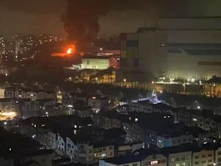 【想加價不如直接講!!】今次係火災喎 Samsung 華城晶片廠大火燒足兩個半鐘