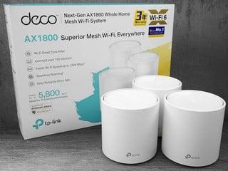 三支裝、平玩 AX1800 MESH TP-Link Deco X20 AX1800 Mesh Router