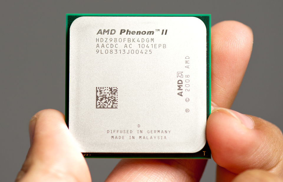 Phenom II X4 970 Black Edition