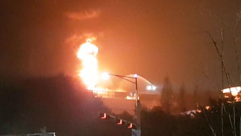 Samsung Fire