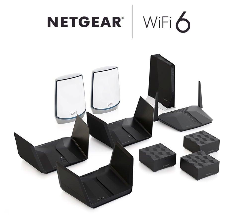 NETGEAR Mar 2020
