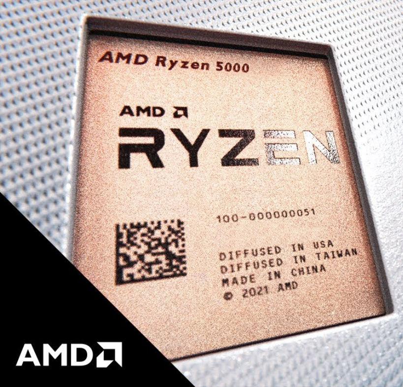 5nm Ryzen 5000 Zen 4.