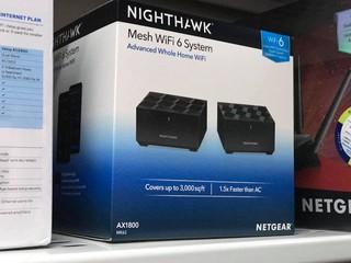 【腦場掃地僧 ㊙️】NETGEAR AX MESH 佛心價 ? Nighthawk MK62 Wi-Fi 6 Mesh 2 Pack $1, 980