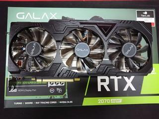 【腦場掃地僧 ㊙️】O.......終於拉左人 買左 GALAX RTX 2070 Super 老鼠貨點算 ?